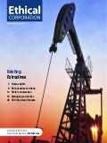 The Ethical Corp's Study on Extractive Industries