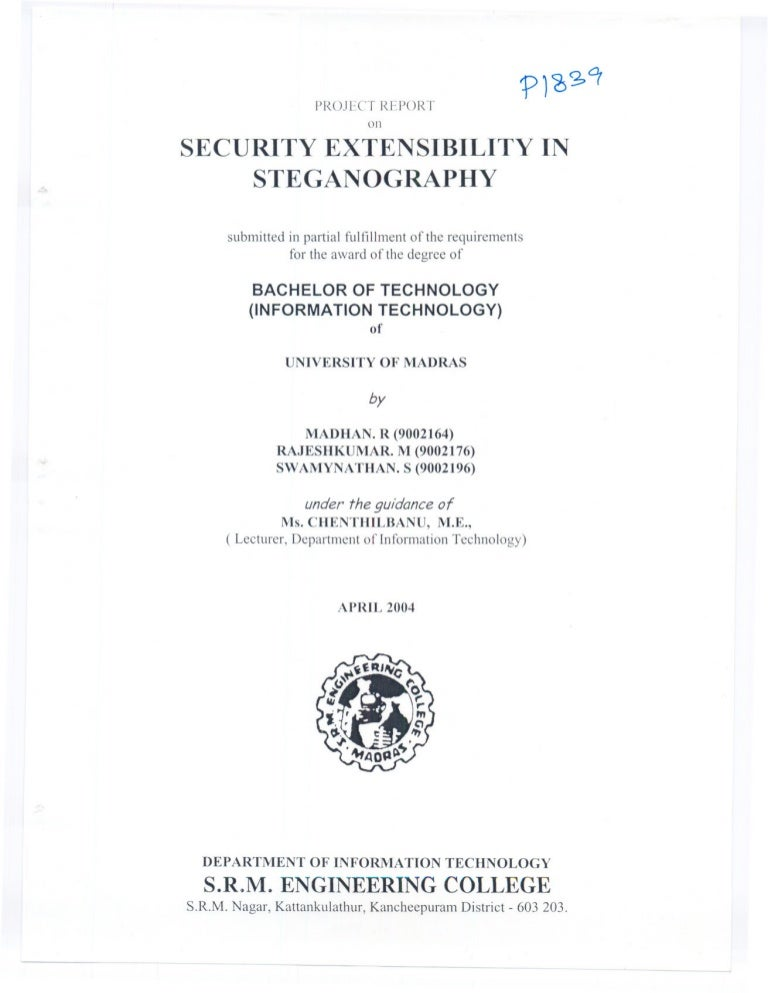 project report on security analysis View homework help - final project report (fin 690) from fin 690 at rmu computer hardware industry final project report fin 690 - security analysis the purpose of this report is to analyze the find study resources.
