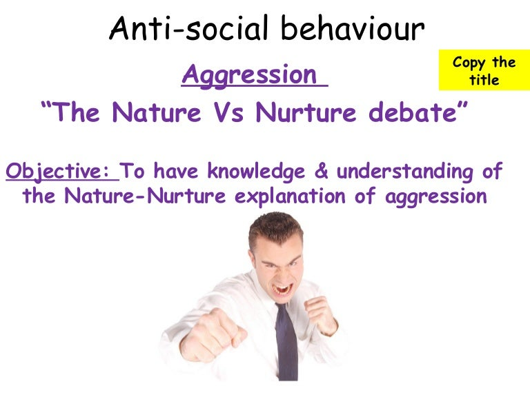social explanation of aggression Social learning theory is a theory of learning and social behavior which proposes that new behaviors can be acquired by observing and imitating others.