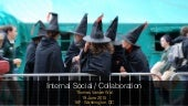 Internal Social and Collaboration presented at 18F