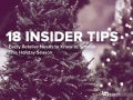 18 Insider Tips Every Retailer Needs to Know to Survive the Holiday Season