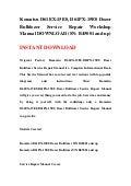 Komatsu d65e 12 d65p 12 d65ex 12 d65px 12 dozer bulldozer service rep komatsu d61ex 15e0 d61px 15e0 dozer bulldozer service repair workshop manual download fandeluxe Gallery