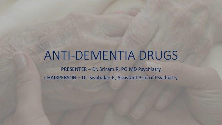 Ritalin dementia