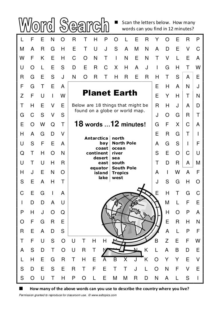 Uncategorized Planet Earth Worksheets worksheet planet earth worksheets luizah and essay word search earth