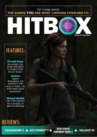 Hitbox Magazine
