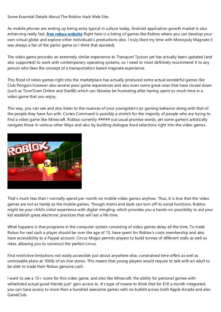 How To See How Much Robux You Have Spent Roblox For Free It S Not As Difficult As You Think