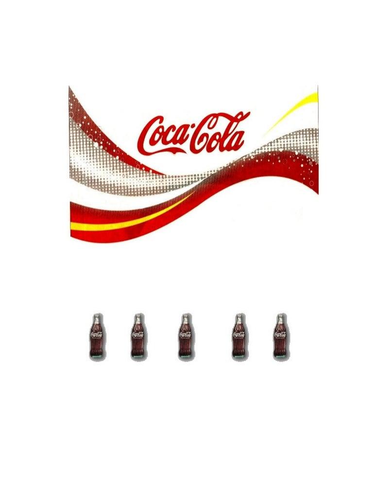 Coca Cola Markting Project