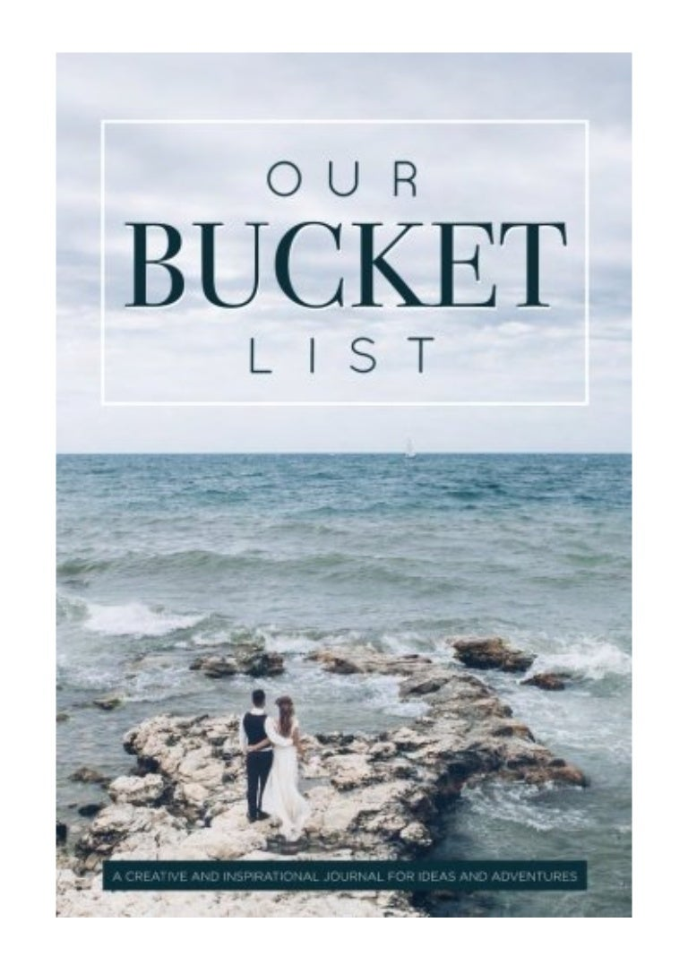 Our Bucket List Pdf Lux Reads A Creative And Inspirational Journal