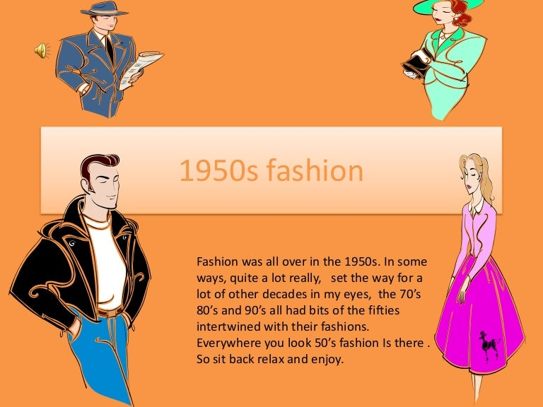 1950s fashion trends for women