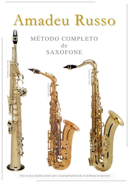 Sax artigo embocadura palheta e superagudos no saxofone