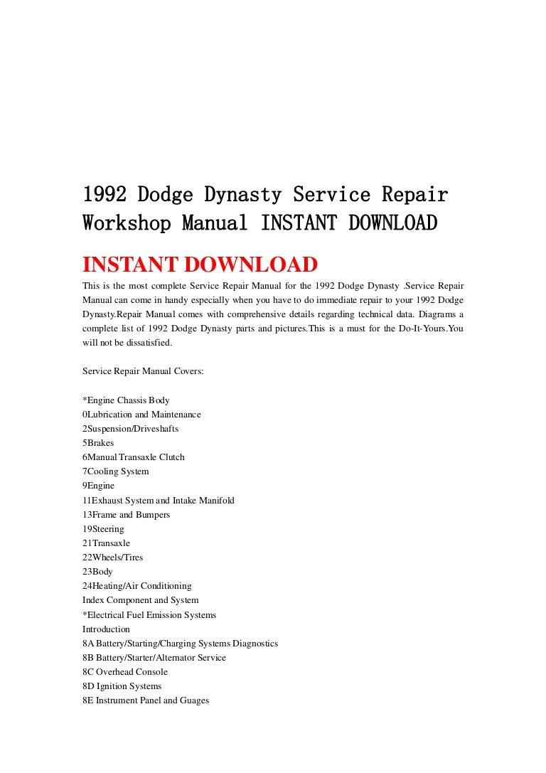 1992dodgedynastyservicerepairworkshopmanualinstantdownload-130428193221-phpapp02-thumbnail-4.jpg?cb=1367177576