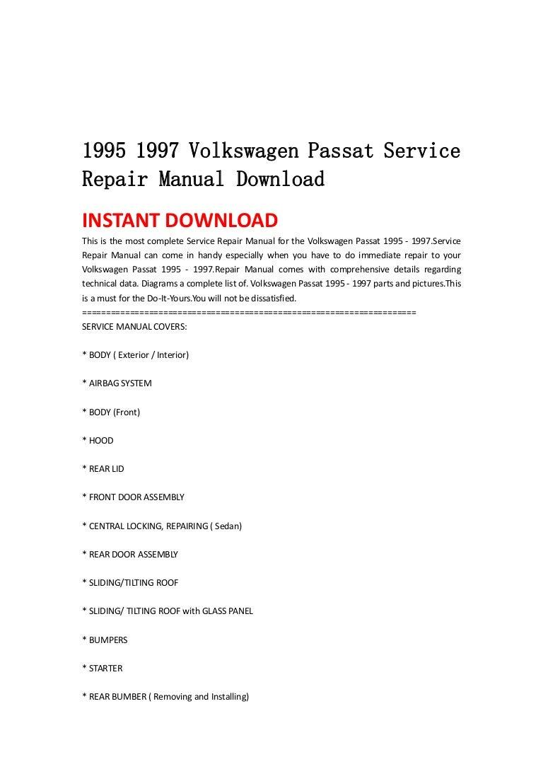 19951997volkswagenpassatservicerepairmanualdownload-130430061618-phpapp02-thumbnail-4.jpg?cb=1367302618