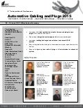 Automotive cabling and plugs in focus this year!
