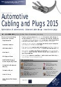 Automotive Cabling and Plugs 2015,  Optimize cable functionality an meet all major players of the industry