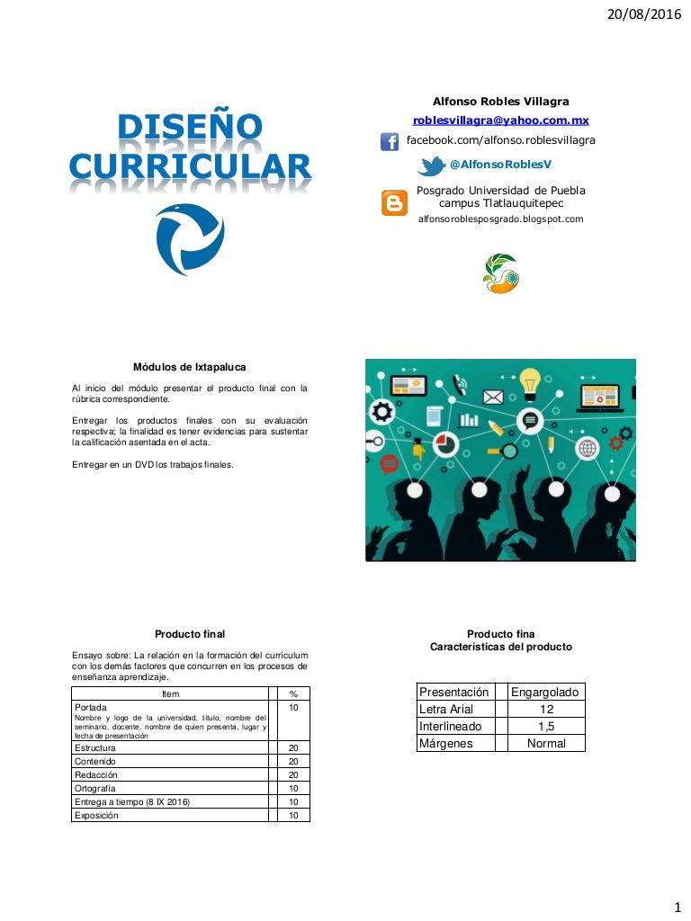 1a. sesión diseño curricular pdf