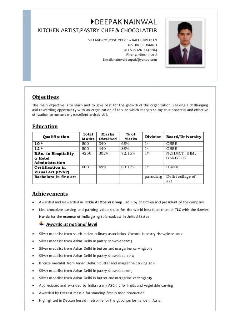 Deepaks Resume 2015 Docx 3pgs