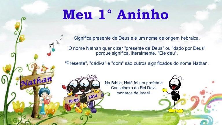 1 Aninho Nathan