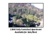 Fully Furnished 1 BHK Apartments in Rishikesh
