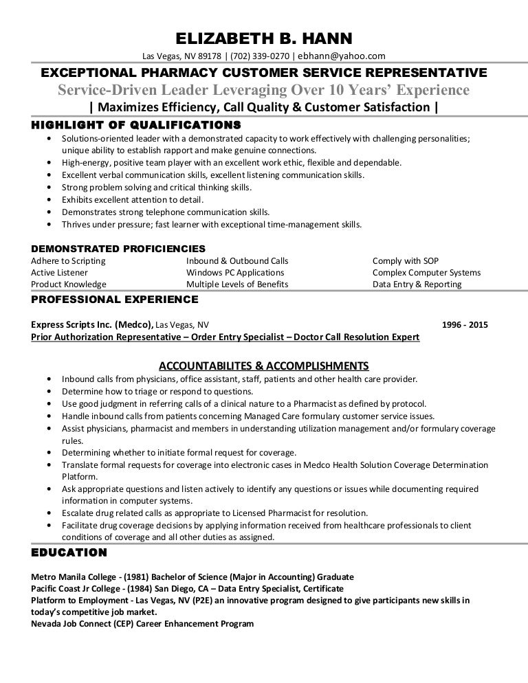 Unique Nv Energy Resume Las Vegas Gift - Administrative Officer ...
