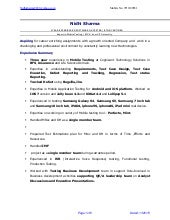what goes on a resume qa resume 2016 updated 1271