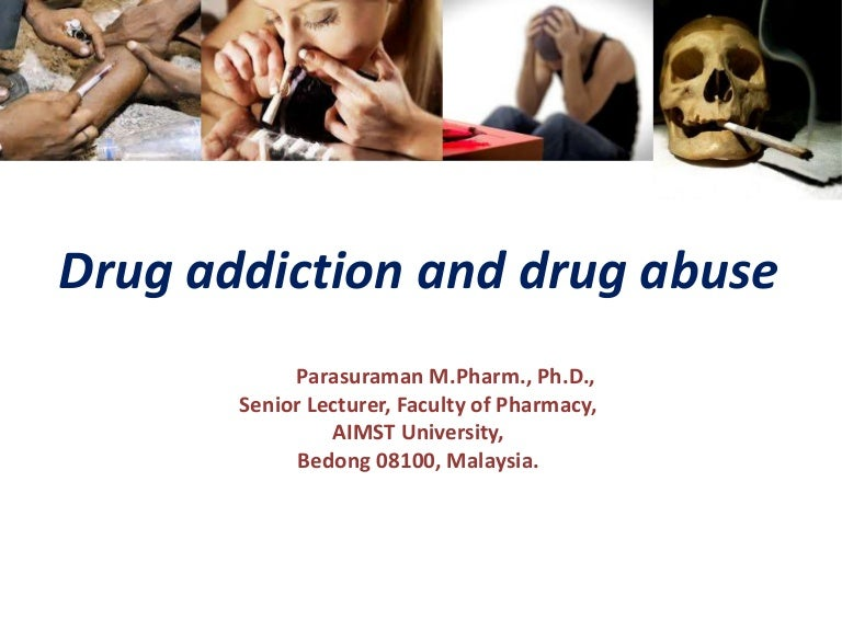 essays about drugs addiction Drugs have been used for medical purposes since time immemorial but these days drugs and narcotics are being used freely by the people all over the world some children take to drugs whose parents often quarrel at home there are scores of other factors which lead children to drug addiction.