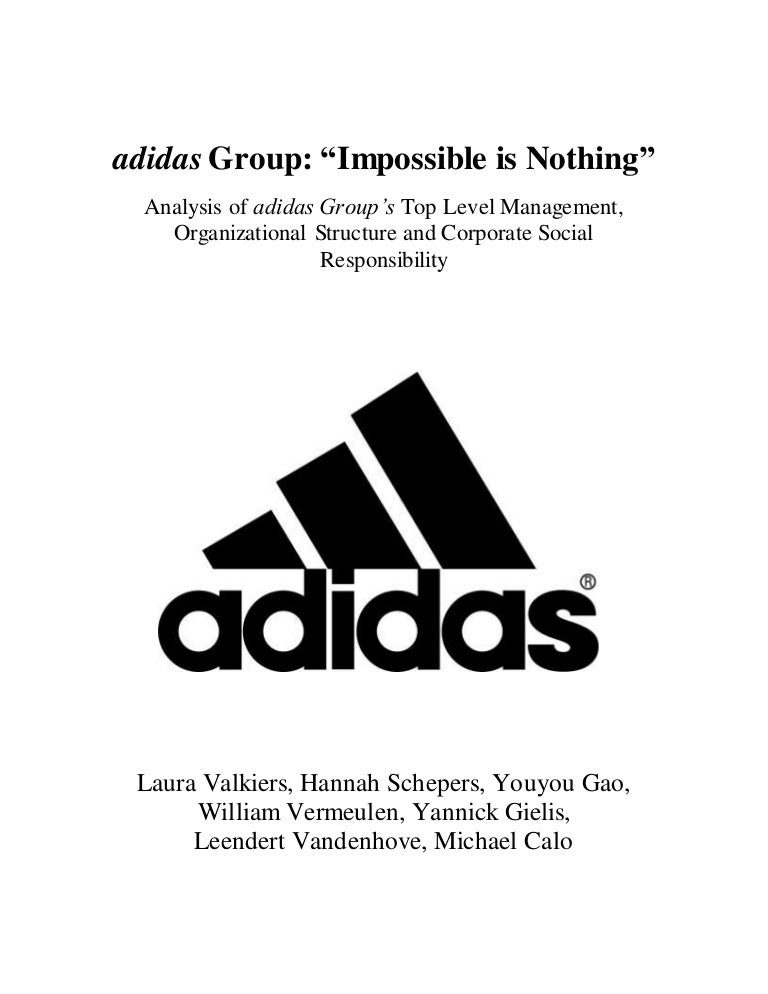 impact of e commerce on adidas The impact of innovating for the environment  at adidas, its sustainability  considering that packaging accounts for 22% of e-commerce energy usage.