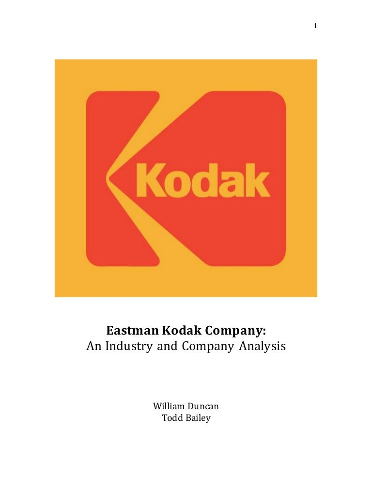 eastman kodak and fujifilm business analysis Kodak and fujifilm played a huge role and are known companies to me and to many other households around the world when it comes to the history and george eastman who was the founder of kodak built a foundation of business on four basic principles: mass production at low cost international.