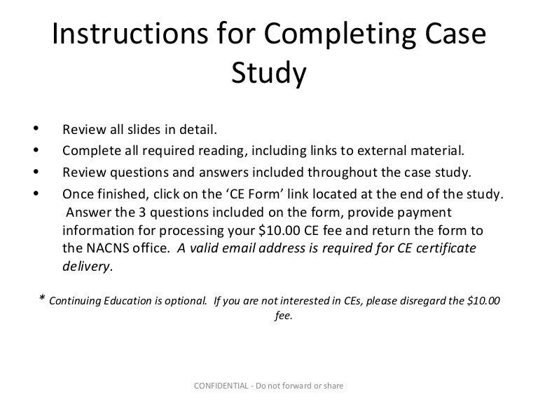 Fall Risk Case Study # 1