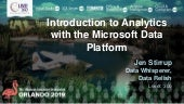 1 Introduction to Microsoft data platform analytics for release