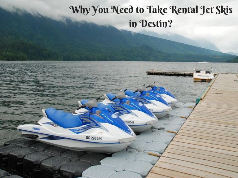 destin jet ski rentals