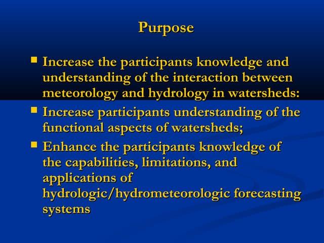 1 purpose definitions