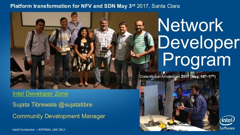 The Role of a Network Software Developer in Network