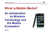 The Mobile Ecosystem_Michael Hanley
