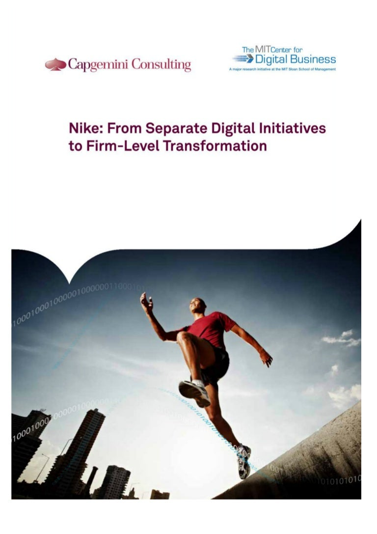 leadership case study nike corporation Why nike completely restructured their management team and 5 essentials you need to learn from it  as is the case today, nike  the company leadership shares.