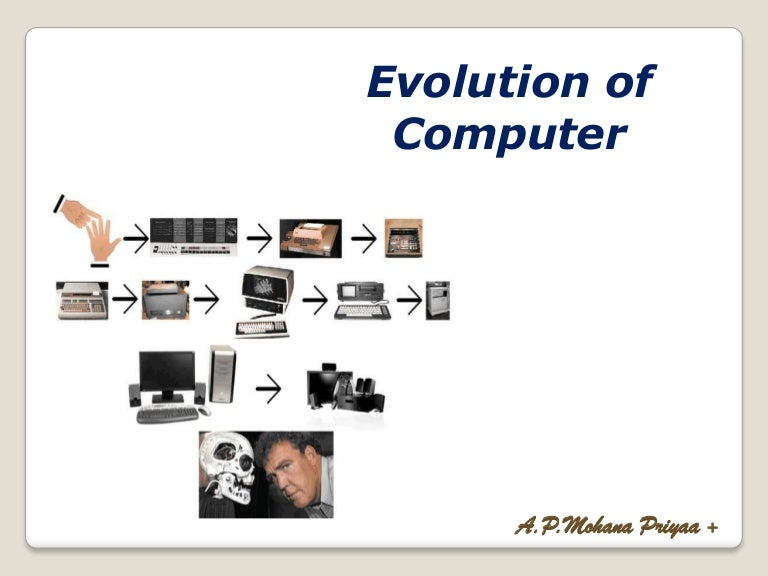 The history of computers presentation youtube.