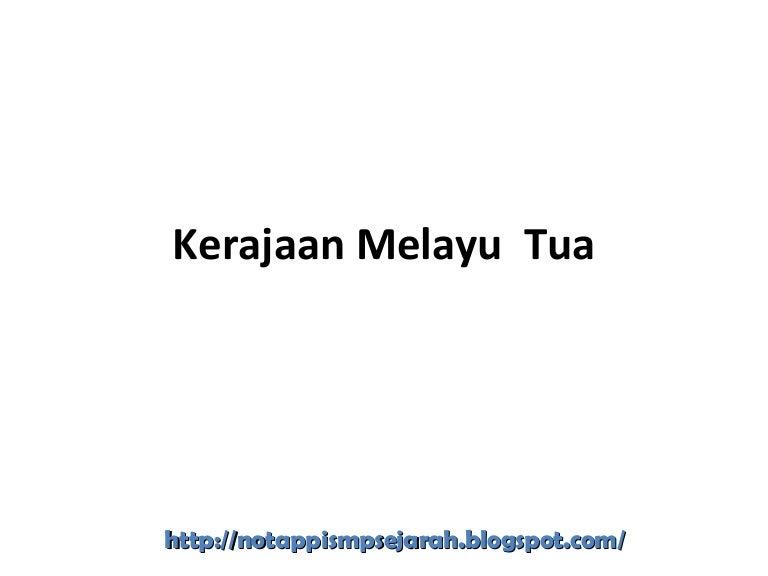 2 3 Kerajaan Kerajaan Melayu Sblm Kesultanan Melaka