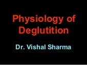 2. physiology of deglutition