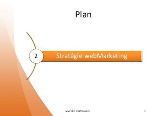 2. web marketing construire sa stratégie
