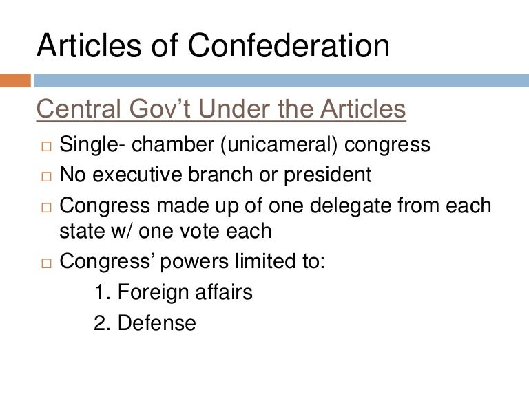 2 3 the articles of confederation – Articles of Confederation Worksheets