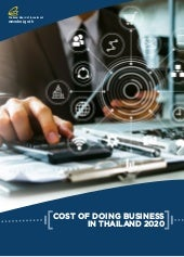 Costs of Doing Business in Thailand 2020
