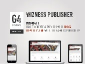 Wizness Tutorial N°2: How to create & publish your GRI G4 report online?
