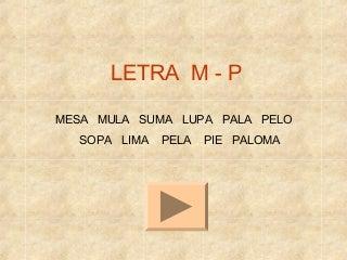 2 letra-m-p