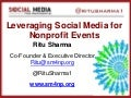 Ritu Sharma: Leveraging Social Media for Nonprofit Events