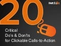 20 Do's & Don'ts for Clickable Calls-to-Action