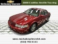 Used 2000 Cadillac Seville 4dr Touring Sdn STS - Kings Automall Cincinnati, Ohio