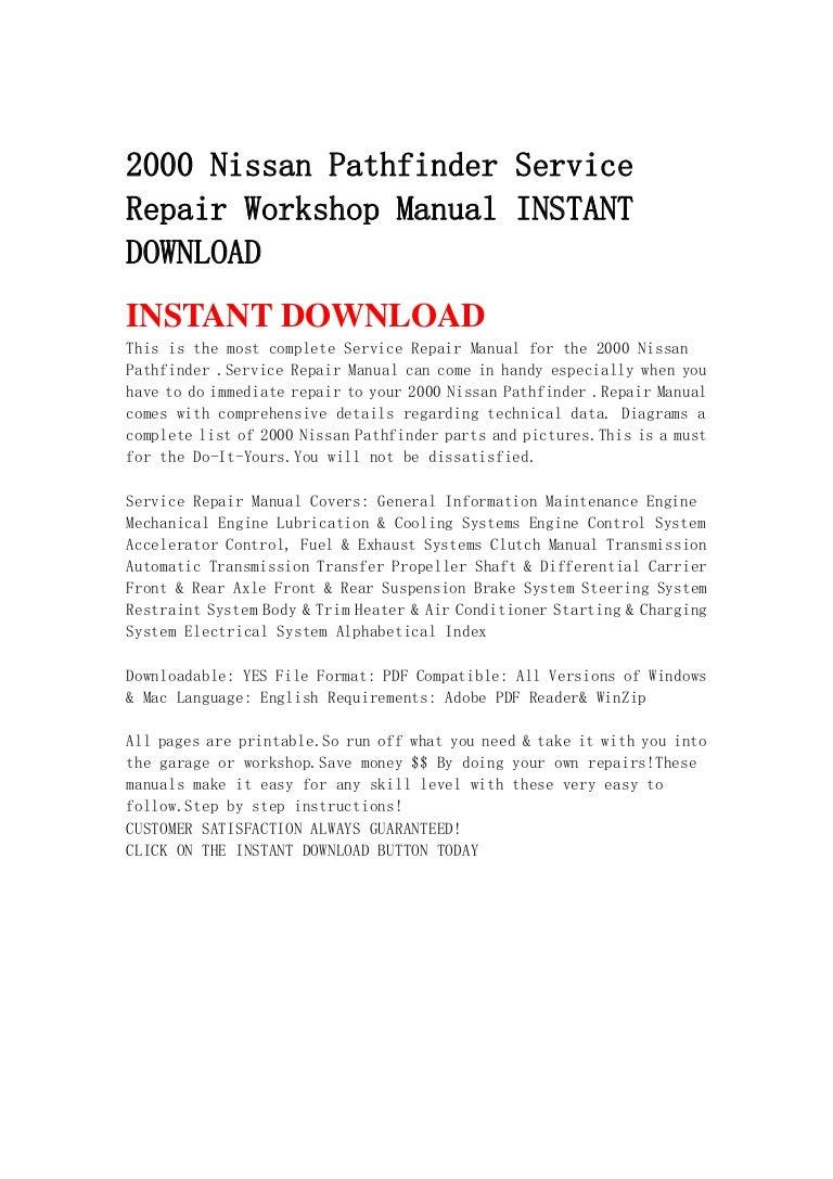 2000nissanpathfinderservicerepairworkshopmanualinstantdownload-130501092544-phpapp01-thumbnail-4.jpg?cb=1367400381