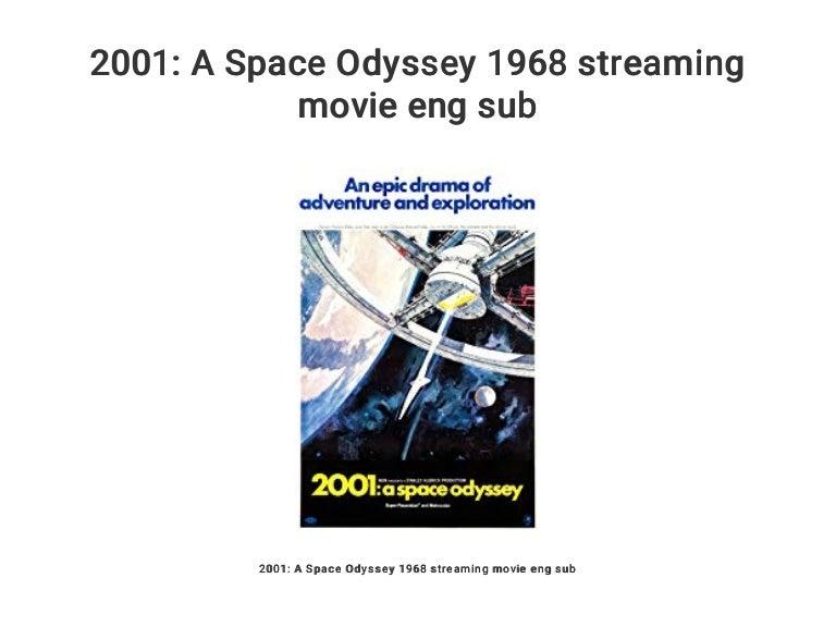 2001 A Space Odyssey Stream