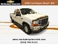Used 2001 Ford Super Duty F-250 XLT Pickup Truck at Cincinnati & Hamilton, Ohio