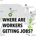 Where Are Workers Getting Jobs?