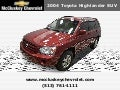 Used 2004 Toyota Highlander SUV - Kings Automall Cincinnati, Ohio